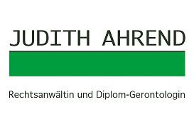 Rechtsanwältin & Gerontologin Judith Ahrend in Oldenburg